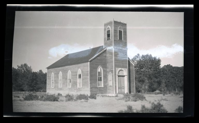 Walker River Reservation, Methodist Episcopal Church, Schurz, Nevada