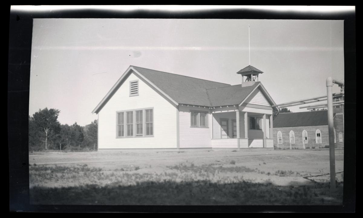 Walker River Agency, Day School, Schurz, Nevada