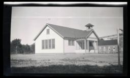 Walker River Agency, Day School, Schurz, Nevada
