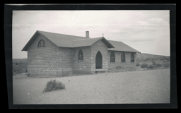 St. Mary's Protestant Episcopal Church, Pyramid Lake Reservation, Nixon, Nevada