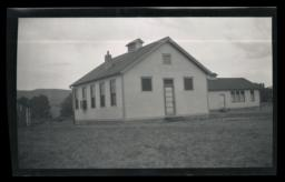 Unused School Building, Pyramid Lake Reservation, Nixon, Nevada