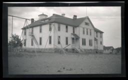 Dormitory, Pyramid Lake Reservation, Nixon, Nevada