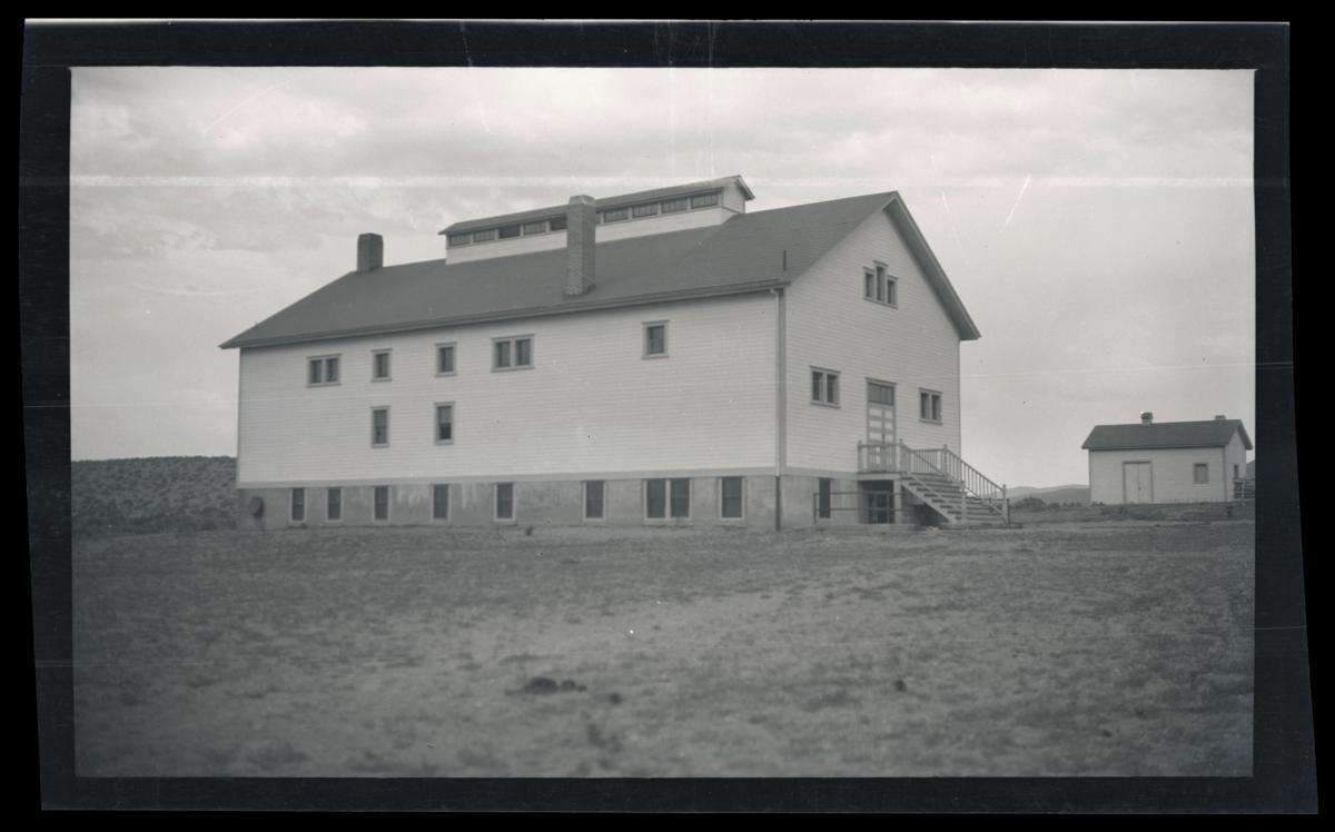 Auditorium, Pyramid Lake Reservation, Nixon, Nevada