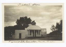 Trader's Store, Pyramid Lake Reservation, Nixon, Nevada