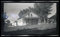 Superintendent's House, Walker River Agency, Schurz, Nevada