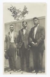 Carson Independent School, Robert Johnson, William Hampton, Dale Korems, Stewart, Nevada