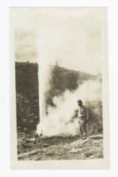G.E.E. Lindquist near Geyser, Nevada