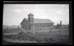 Presbyterian Chapel, Owyhee, Nevada