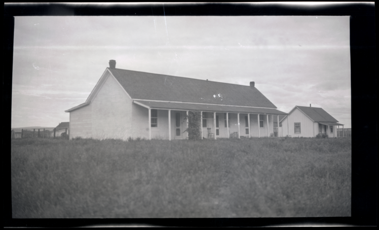 Superintendent's House, Owyhee, Nevada