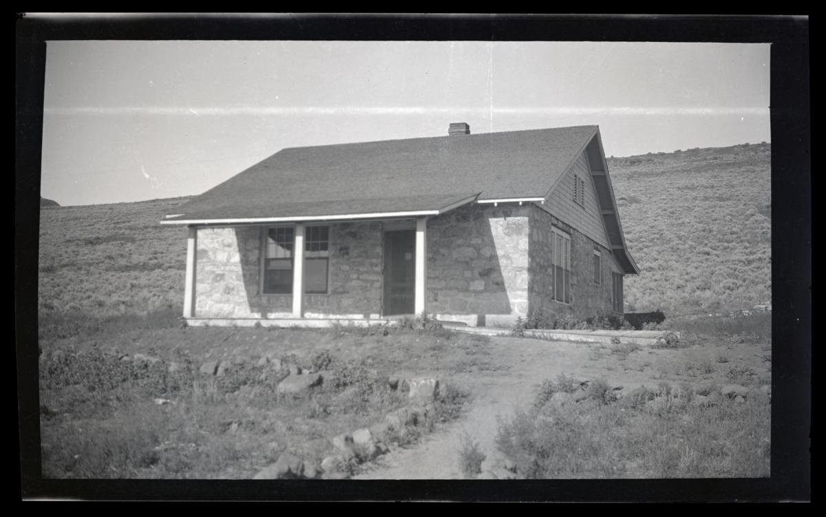 Stockman S Cottage Western Shoshone Reservation Owyhee
