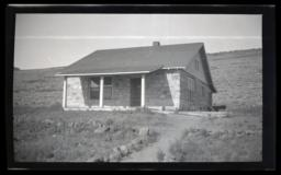 Stockman's Cottage, Western Shoshone Reservation, Owyhee, Nevada