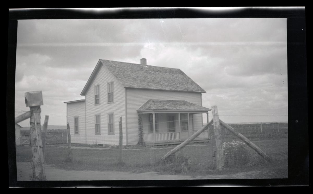 Presbyterian Parsonage, Owyhee, Nevada