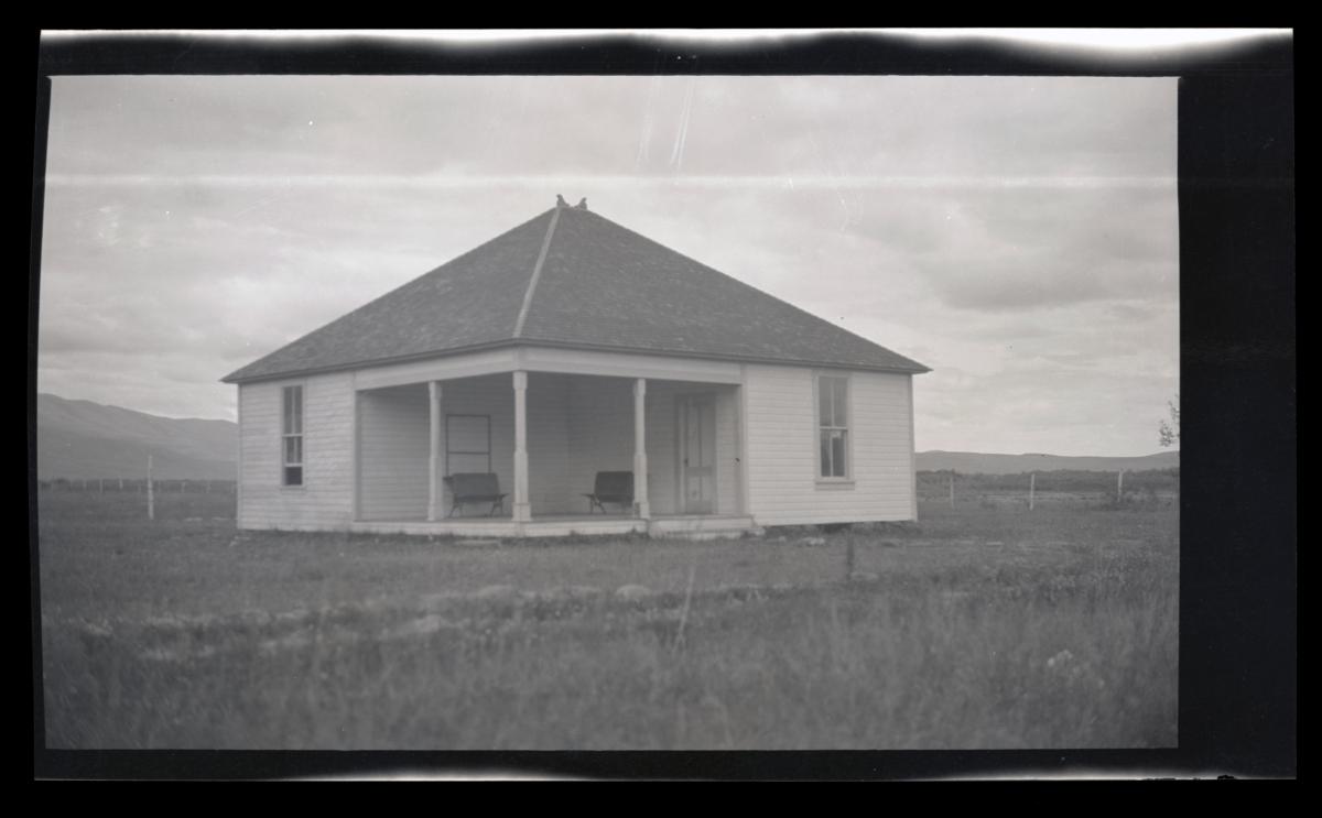 Council House, Owyhee, Nevada