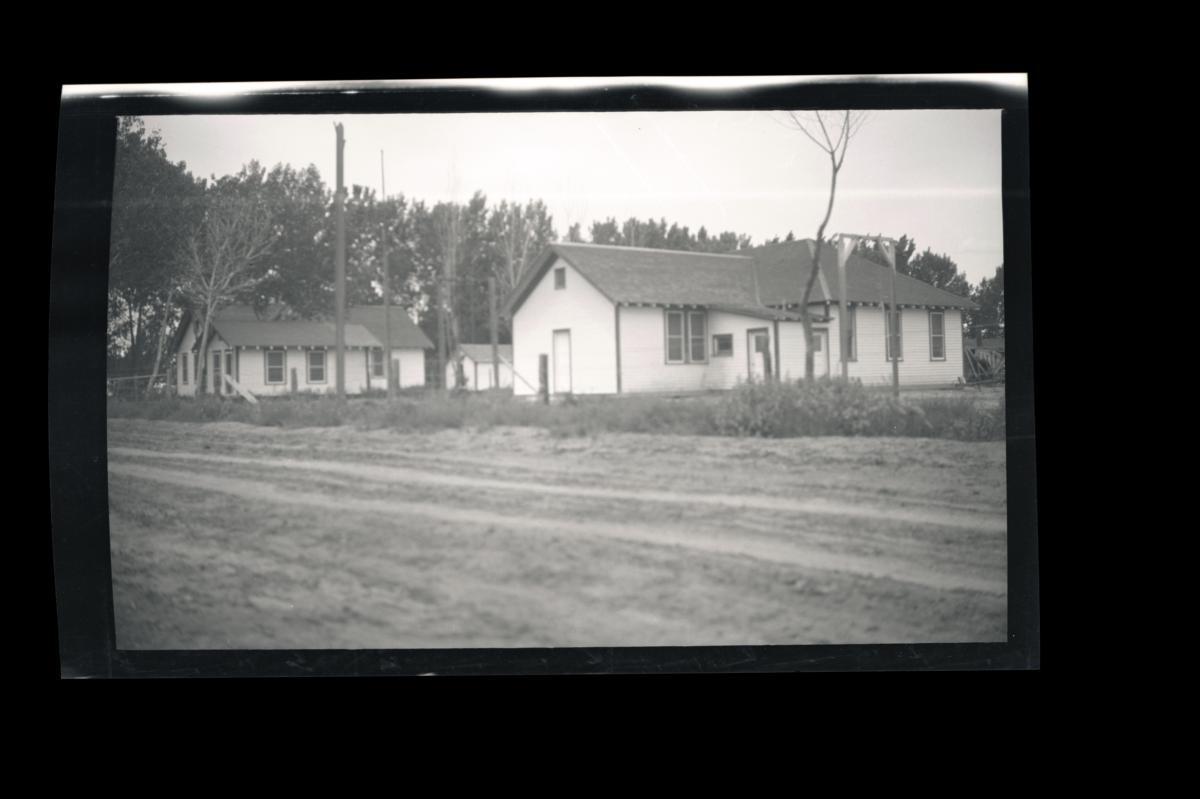 Fallon Indian Agency Buildings, Nevada