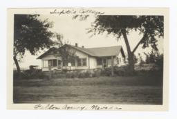 Fallon Indian Agency, Superintendent's Cottage, Fallon, Nevada