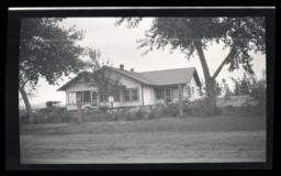 Fallon Indian Agency, Superintendent 's Cottage, Fallon, Nevada