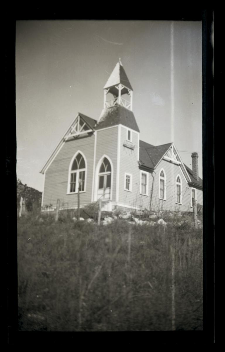 Reformed Church, Mescalero Indian Reservation, Mescalero, New Mexico