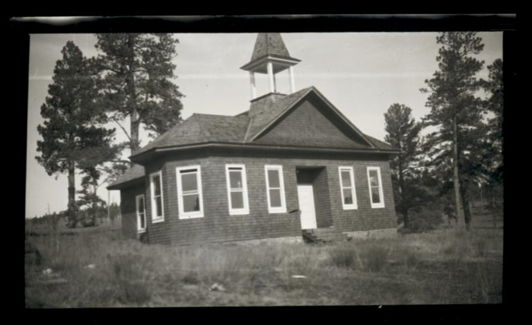 White Tail Chapel, Mescalero Indian Reservation