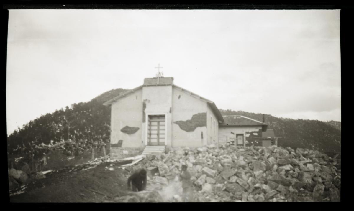 Roman Catholic Church, Mescalero Indian Reservation, Mescalero, New Mexico