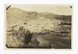 View of Mescalero, New Mexico, 1910