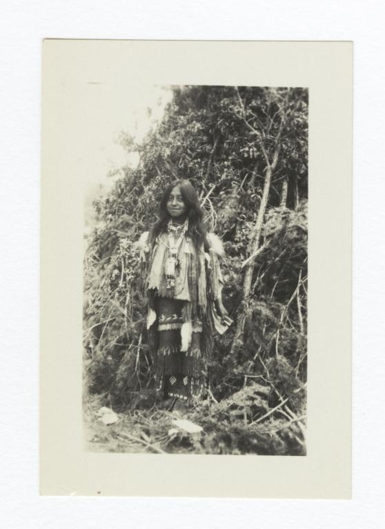 Coming Out Party Dress, Mescalero Apache Girl