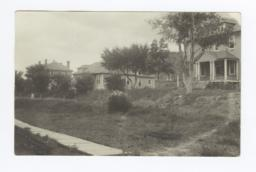 School Dormitories and Dining Room, Mescalero, New Mexico