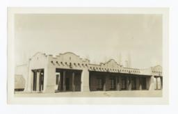 Unidentified Building in Southwestern Style