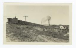 Trainload of Jicarillo Lambs