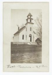 Tuscarora Baptist Church, New York