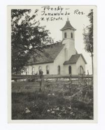 Tonawanda Reservation, Prebyterian Church, New York