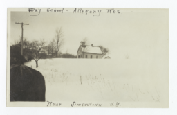 Allegany Reservation, Day School, New York