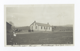Onondaga Reservation, Council House, New York