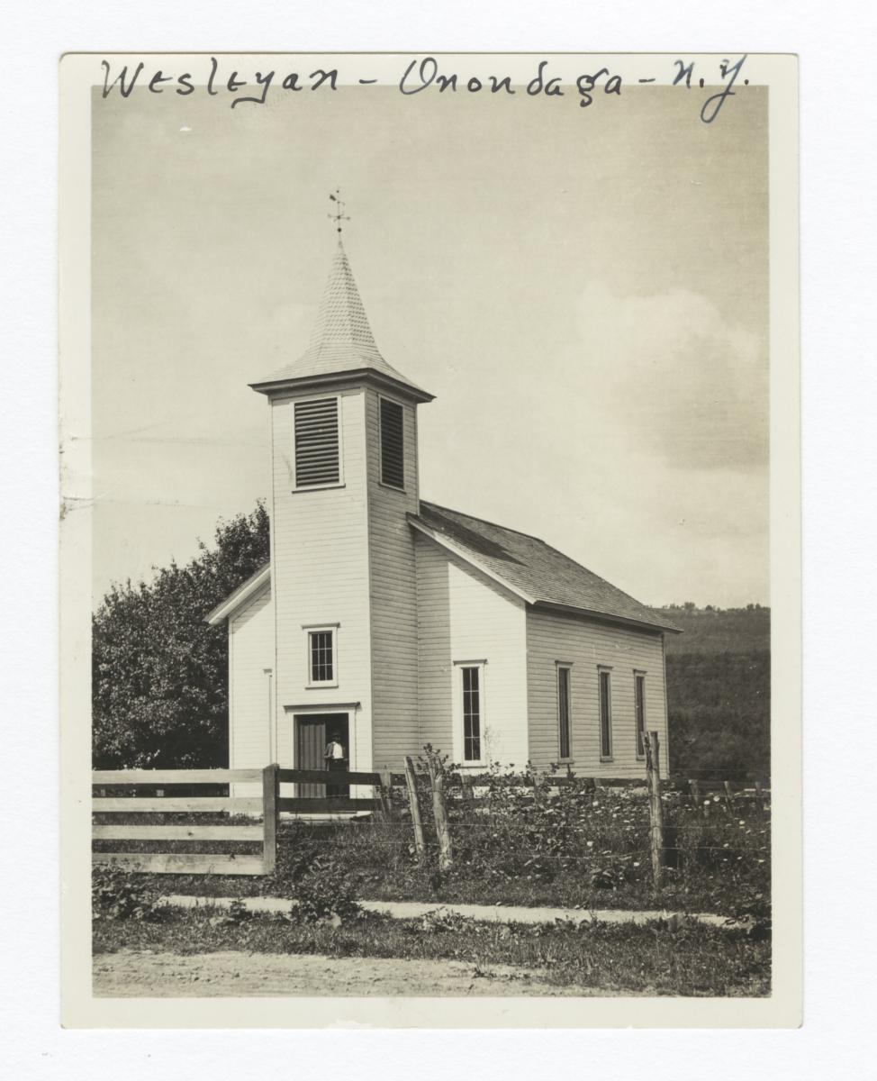 Onondaga Reservation, Wesleyan Church, New York