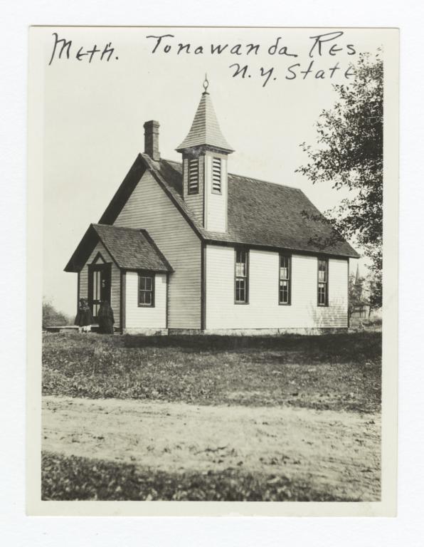 Tonawanda Reservation, Methodist Church, New York