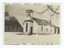 Cattaraugus Reservation, Pine Woods Presbyterian Chapel, New York