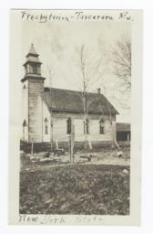 Tuscarora Reservation, Presbyterian Church, New York