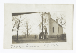 Tuscarora Baptist Church, New York
