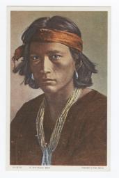 Navaho Boy