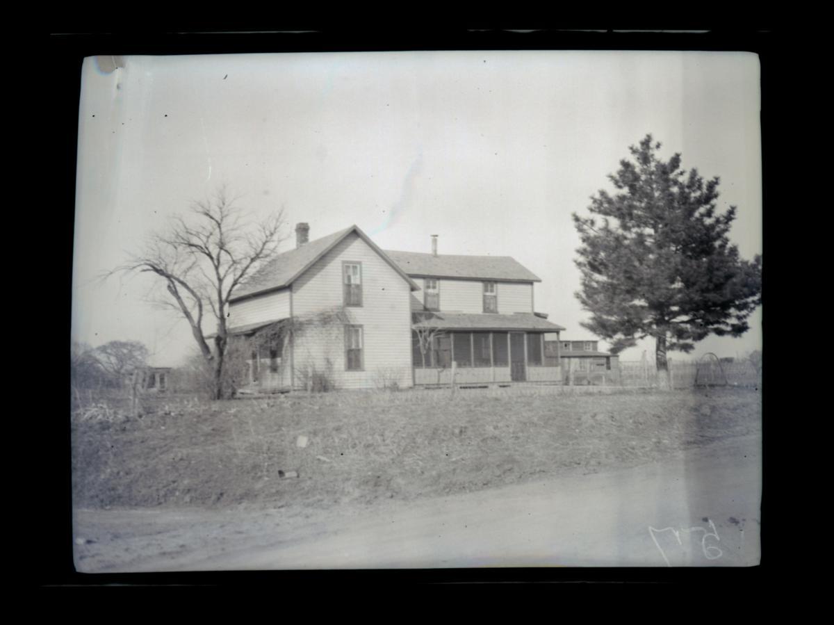 Methodist Episcopal Mission House, White Eagle, Oklahoma