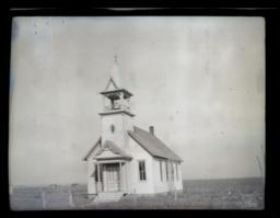 Methodist Episcopal Church Buidling, White Eagle, Oklahoma