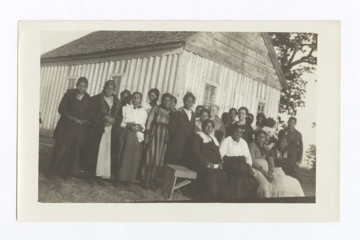 Beech Tree Presbyterian Church Congregation (Ladies)