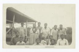 Choctaw Testament Class at Cherokee Lake, Oklahoma