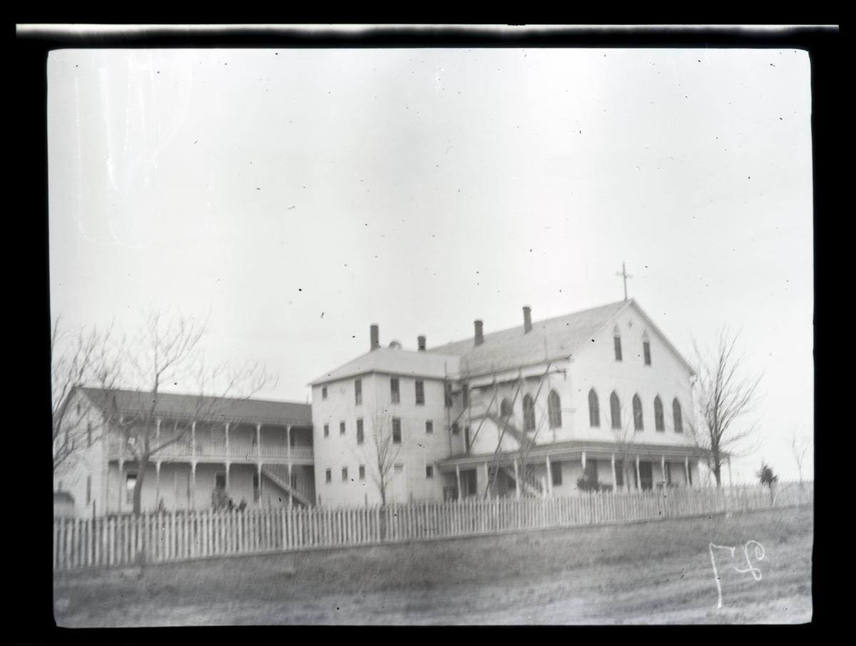 "Roman Catholic Sisters of Mercy Girls School ""Sacred Heart,"" Pottawatomie, Oklahoma"