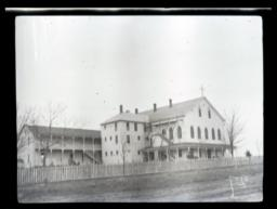 "Roman Catholic Sisters of Mercy Girls School ""Sacred Heart,"" Pottawatomie, Oklahoma"