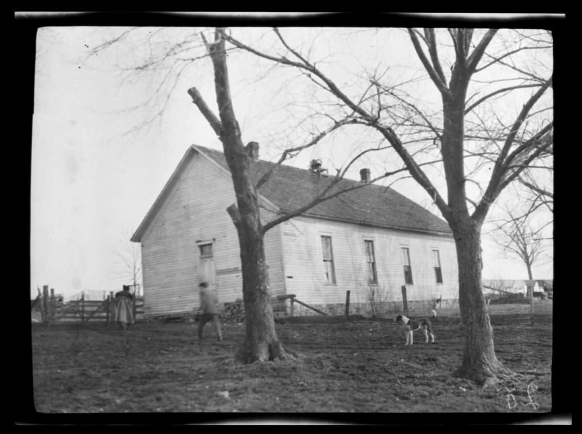 Friends' Modoc Mission House, Ottawa County, Oklahoma