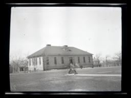 Pawnee School House, Oklahoma