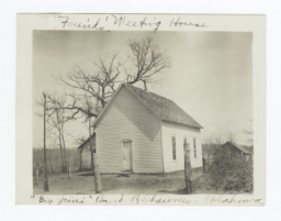 Friend's Mission and Meeting House, Oklahoma
