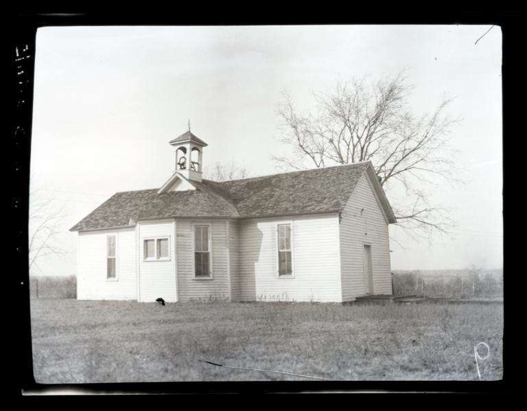 Shawnee Friends' Mission Meeting House, Oklahoma