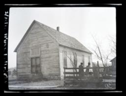 Friends' Meeting House at Wyandotte, Oklahoma