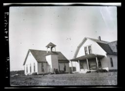 Southern Baptist Mission Church and Parsonage near Pawhuska, Oklahoma